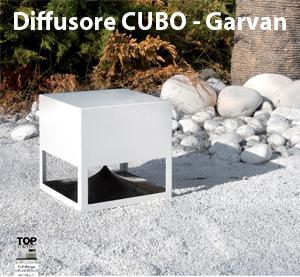 diffusore cubo della garvan