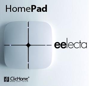 HomePad Eelecta - domotica