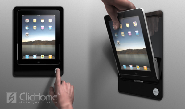 Dock iPad - clichome