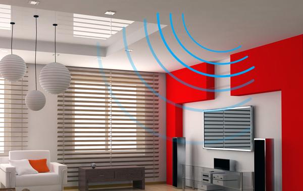 Ingenium SR - Sensore a radiofrequenza - domotica