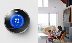 Nest il termostato intelligente di google