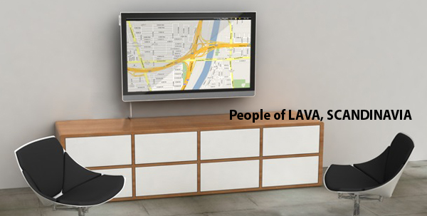 people of lava, scandinavia