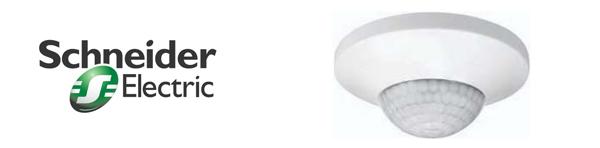 Sensore di presenza e luminosità ambientale Schneider Argus Presence
