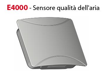 sensore qualità della vita - domotica
