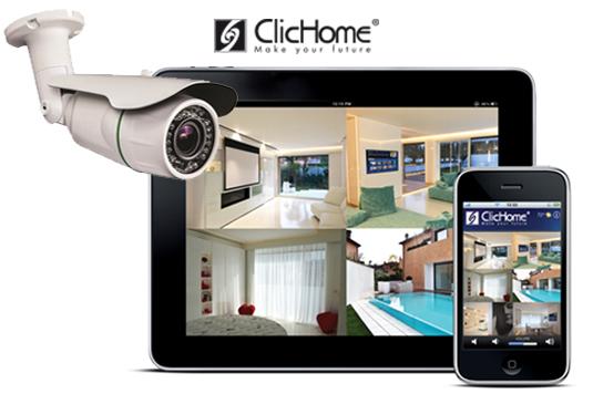 videosorveglianza per una casa sicura