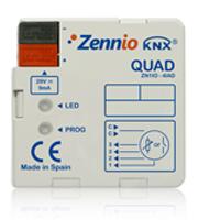 Zennio Quad