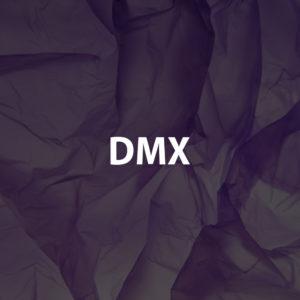 programmazione DMX