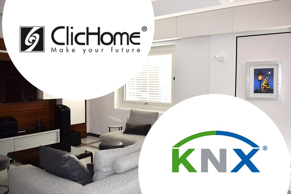 clichome-knx