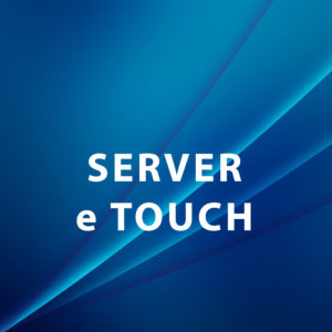 Programmazione server e touch screen